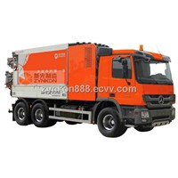 WX5255GST (NEW LIGHT) Combination Sewer Jetting and Suction Truck