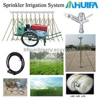 Water Sprinkler Irrigation Machine