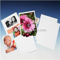 White inkjet printable pvc sheet for making cards