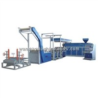 ZD-FMF-1000 Type cylinder plastic woven bags laminating machine