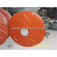 ZT Pump Impeller for Industrial Machine