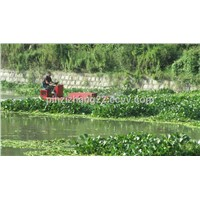 aquatic Weeding boat/Aquatic weed cutter/Aquatic weed salvaging machine