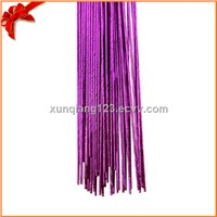 craft paper covered wire