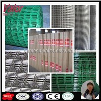 Electro-Galvanized/ Hot-Dipped Galvanized/PVC Coated Welded Wire Mesh