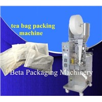 filter paper tea bag making machine