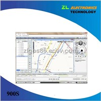 gps tracker portable vehicle tracking system for 900s