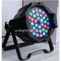 High Power 36*3IN1 RGB LED Stage Par Can Light, Full Color LED Strobe Light