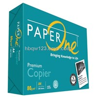 high quality 100% wood pulp A4 office Copy paper 80G