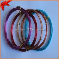 high quality colored aluminum wire