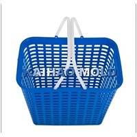 injection plastic basket molding