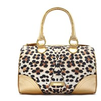 leopard lady fashion  tote bag, cheapest price with high quality item