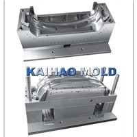 plastic bumper mould maker for auto mould