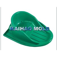 plastic snow shovel injetion moulding