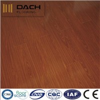 secure painted V-groove joint wooden floor