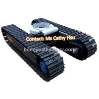 steel track undercarriage 1-60 ton for custom design