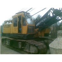 Used Hitachi 50ton Crawler Crane, Hitachi KH180 Crawler Crane