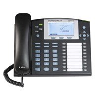 Grandstream GXP2110 4-line Key System IP Phone Spanish multi language