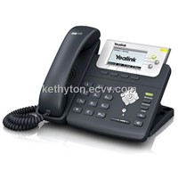 Yealink Enterprise HD SIP IP VOIP OFFICE PHONE TELEFONE SIP-T22P SIP T22P
