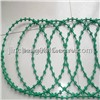 PVC Coated or PE Coated Razor Barbed Wire