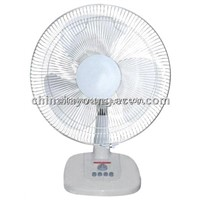 16'' Table Fan with timer