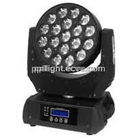 19pcs*10W 4-in-1 Osram LED Beam Moving Head Light
