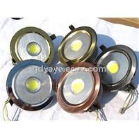 Yaye Hot Sell Cob LED Downlights, COB LED Ceiling Lights