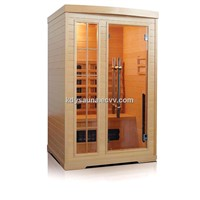 2person far infrared sauna room KD-5002SC