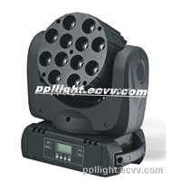 CREE 12pcs*10W 4-in-1 LED Beam Moving Head Light