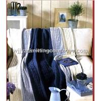 Customer Ordded Blanket Knitted