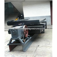 Double Shaker table gold mine equipment.tin ore machine