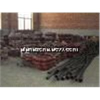 Metal and Rubber Material Slurry Pump Parts