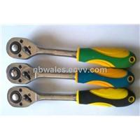 The Polishing Ratchet Wrench