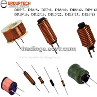 Toroidal choke coils,Rod coil inductors, ferrite toroidal core inductor