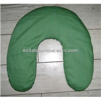 U Shaped Cherry Stone Neck Pillow