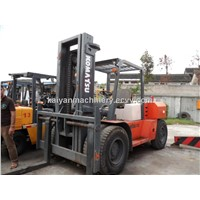 Used Forklift Komatsu FD100-8 in Good Condition