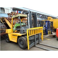 Used Forklift Komatsu FD80-7 Ready for Work