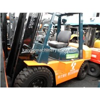 Used Forklift TOYOTA 02-7FD50 Ready for Work
