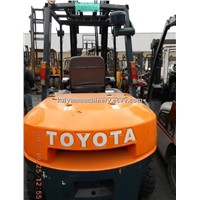 Used Forklift TOYOTA FD50 in Good Condition