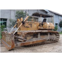 Used Komatsu D50P Crawler Bulldozer Good Condition