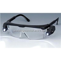 Welding Safety Goggle with LED light