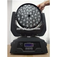 Zoom 36*10W 4-IN-1 LED Moving Head Wash Light