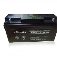 12v 65AH AGM Battery