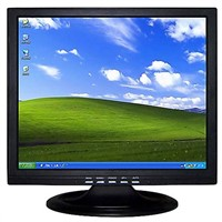 17 Inch TFT LCD Touch Screen VGA Monitor