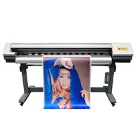 1.6m ECO Solvent Inkjet Printer with EPSON printhead