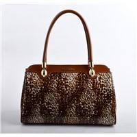 2014 fashion women's handbags,Leopard grain female bag