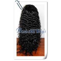 22 Inch Water Wave #1 Full Lace Wig