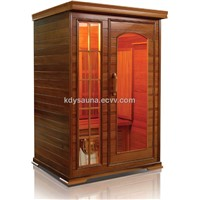 2person carbon infrared sauna KD-5002HT