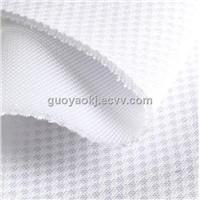3D spece polyester mesh fabric for shoes industry