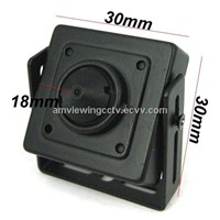 420 Line Miniture Camera,1/3'' Sony Color CCD,Low Light 0.01Lux,3.7mm Pinhole Lens