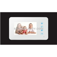 4.3 Inch Video Door Phone with Mute Function